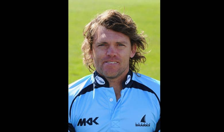 2 Lou Vincent of Sussex poses for a portrait during the Sussex CCC Photocall on April