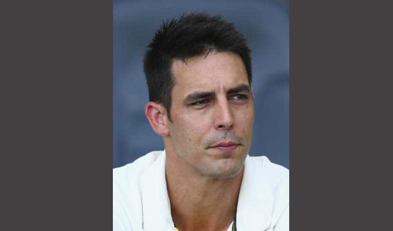 1 Mitchell Johnson born on November 2 1981 is Australia   s premier fast bowler  The left armer bowls at a thunderous pace and can strike fear in the batsman   s mind