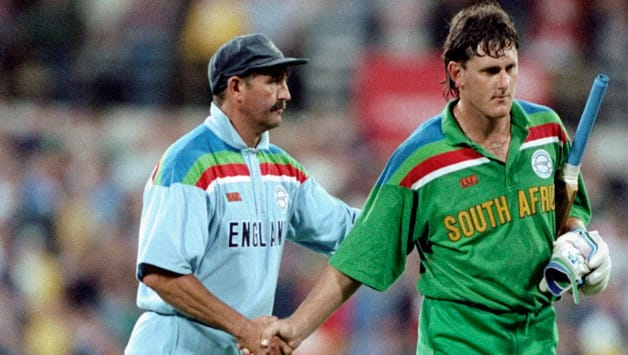 England vs South Africa 1992 World Cup semi-final: When a fascinating match was ruined by farcical rain-rule