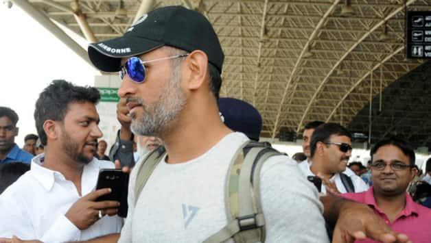 Video: MS Dhoni's cricket academy launch in Dubai
