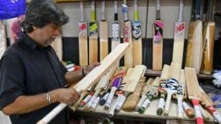 Batman Aslam Chaudhry Talks About Repairing Bats For Virat