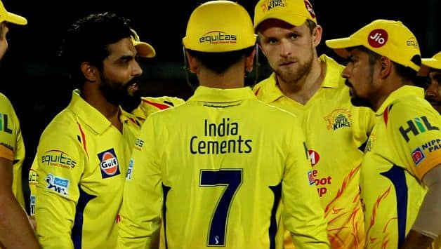Winning secret is hidden in Chennai Super Kings' Yellow jersey