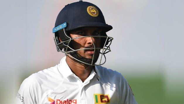 Dinesh Chandimal found guilty Of ball-tampering,  handed a one-Test suspension