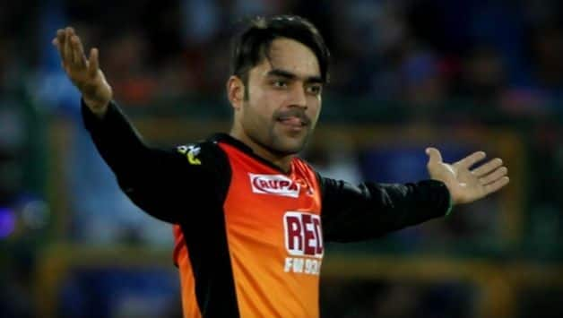 Rashid Khan accepts Siddarth Kaul's fitness challenge; Posted Video of work out