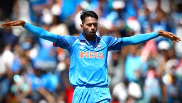 Hardik Pandya became the first Indian player to score 30-plus runs and take four or more wickets