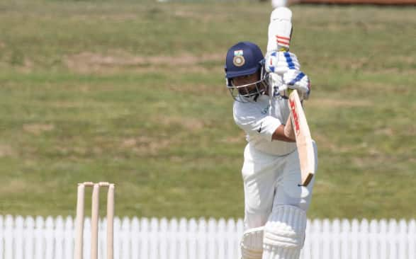 Prithvi Shaw scored 62 for India A against New Zealand A