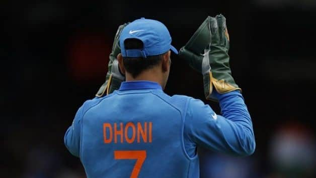 india cricket team MS Dhoni