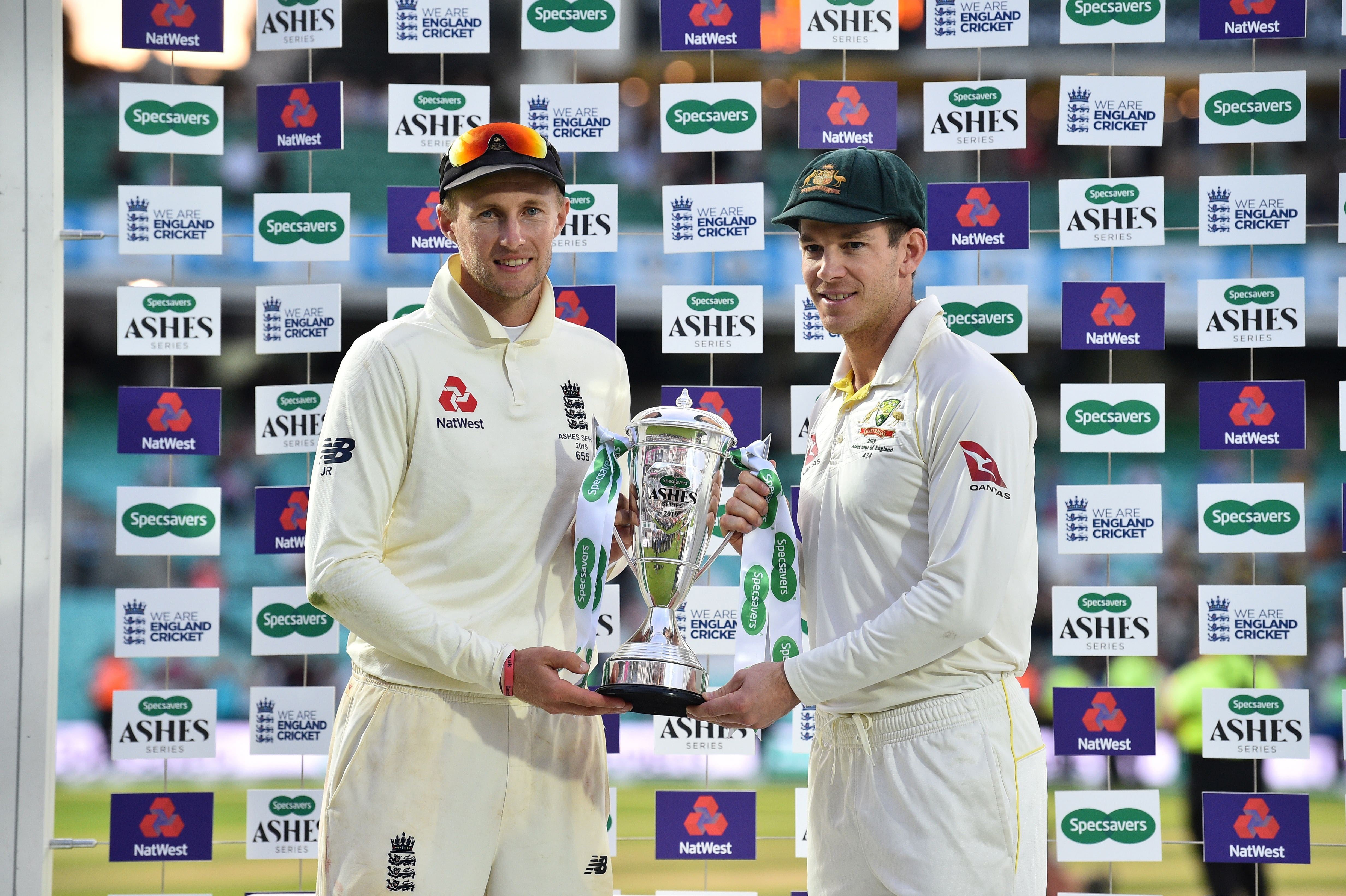 Ashes latest news, scores, fixtures, results and updates from England vs Australia 2019. Ashes 2019 schedule, Ashes 2019 squads, England's Ashes 2019 squad, Australia's Ashes 2019 squad.
