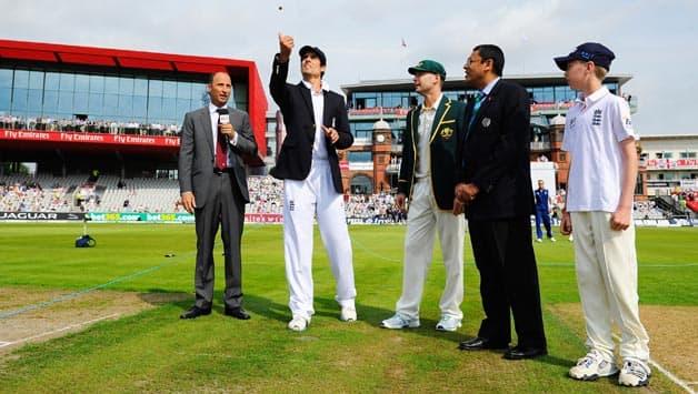 Ashes 2013  England vs Australia  3rd Test  Old Trafford