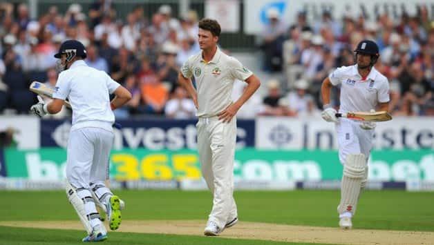 Ashes 2013  England vs Australia  4th Test  Chester le Street