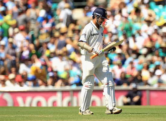 Australia vs India  2nd Test Sydney  Jan 3 7  2012