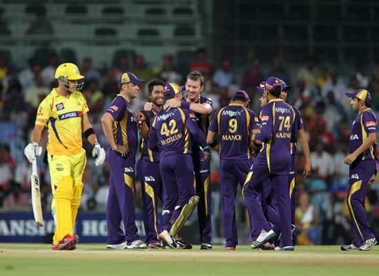 CSK vs KKR  IPL 2012   Apr 30  2012