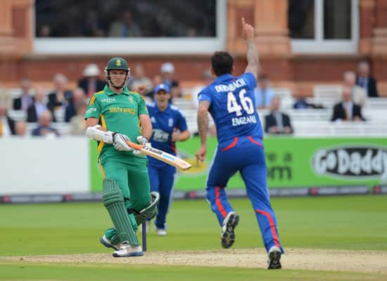 England vs South Africa  4th ODI  Lord's  Sep 2  2012