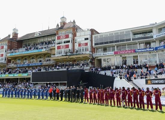 England vs West Indies  2nd ODI  Kennington Oval  Jun 19  2012