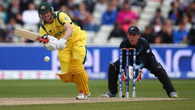 ICC Champions Trophy 2013  Australia vs New Zealand  Group A match  Edgbaston