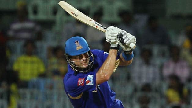 IPL 2013  Chennai Super Kings vs Rajasthan Royals at MA Chidambaram Stadium