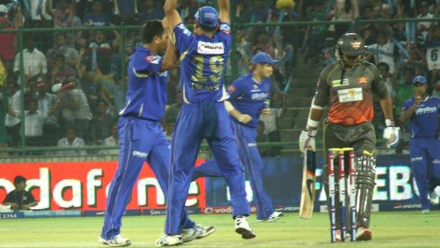 IPL 2013  Rajasthan Royals vs Sunrisers Hyderabad at Feroz Shah Kotla
