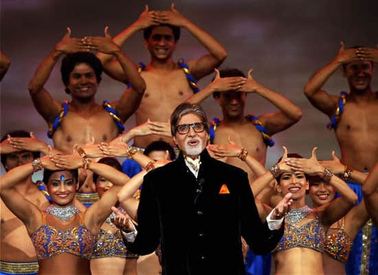IPL 5 opening ceremony  Glamour quotient marks the beginning of Twenty20 league