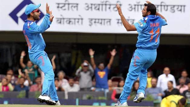 India vs Australia  4th ODI at Ranchi
