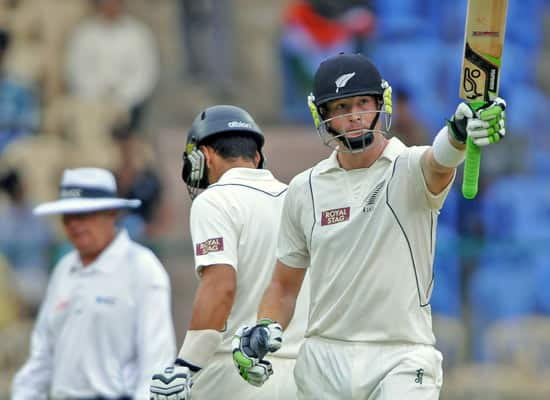 India vs New Zealand  2nd Test  Bangalore  Aug 31  Sep 4  2012