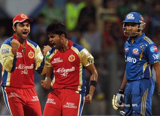 MI vs RCB  IPL 2012   May 9  2012