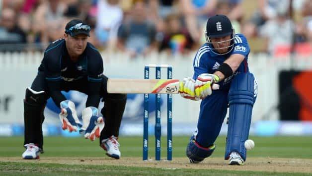 New Zealand vs England  1st ODI  Hamilton