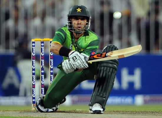 Pakistan vs Australia  1st ODI  Sharjah  Aug 28  2012
