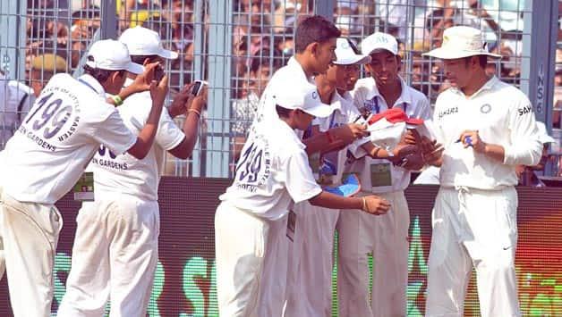 Sachin Tendulkar's 199th Test at Eden Gardens  Kolkata