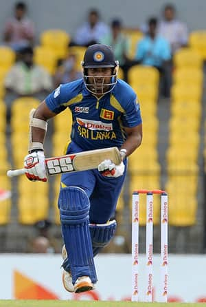 Sri Lanka vs New Zealand  2nd ODI at Hambantota