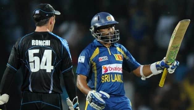 Sri Lanka vs New Zealand  2nd T20I at Pallekele