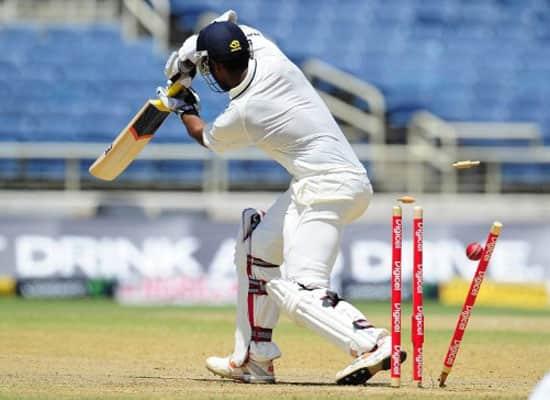 West Indies vs India  1st Test  Sabina Park  Jamaica  Jun 20 24  2011