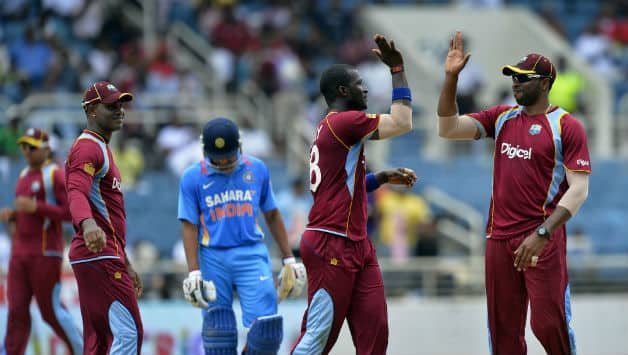 West Indies vs India  2nd ODI  Kingston