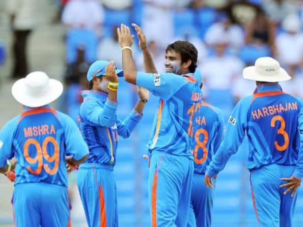 West Indies vs India  3rd ODI  Antigua  Jun 11  2011
