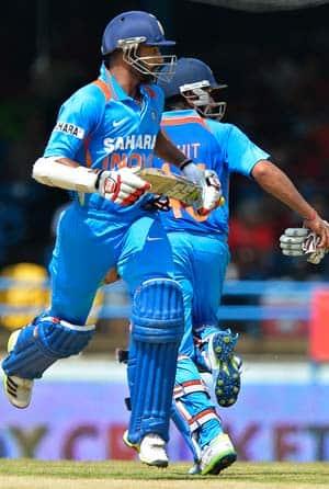 West Indies vs India  4th ODI  Trinidad