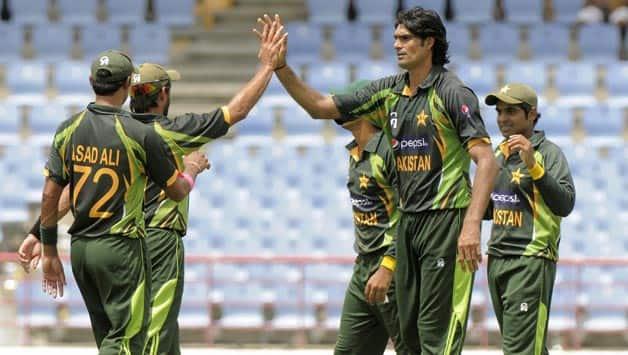 West Indies vs Pakistan  5th ODI  Gros Islet