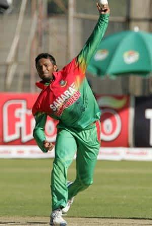 Zimbabwe vs Bangladesh  1st T20  Bulawayo