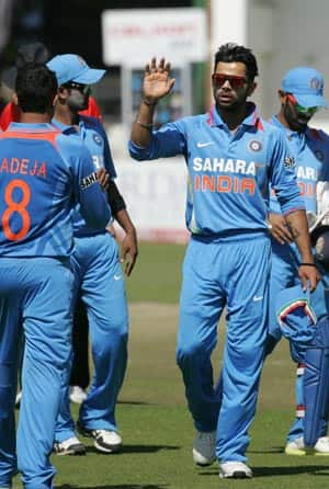 Zimbabwe vs India  3rd ODI  Harare