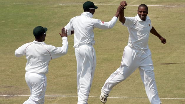Zimbabwe vs Pakistan  1st Test  Harare