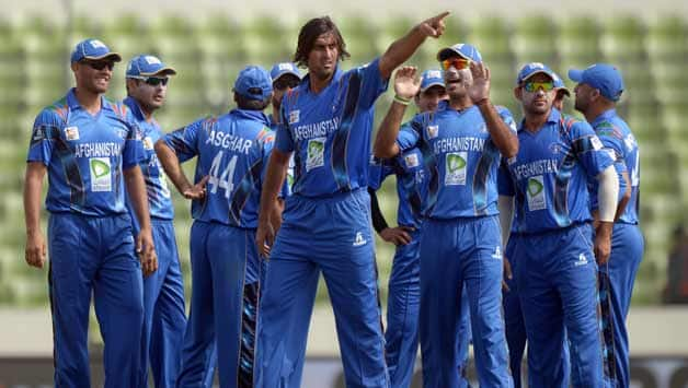 Afghanistan vs Sri Lanka  Asia Cup 2014 Match 7 at Mirpur