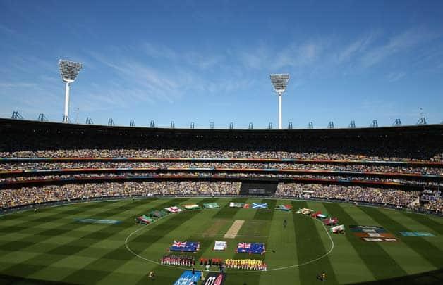 Australia vs New Zealand  ICC Cricket World Cup 2015 final