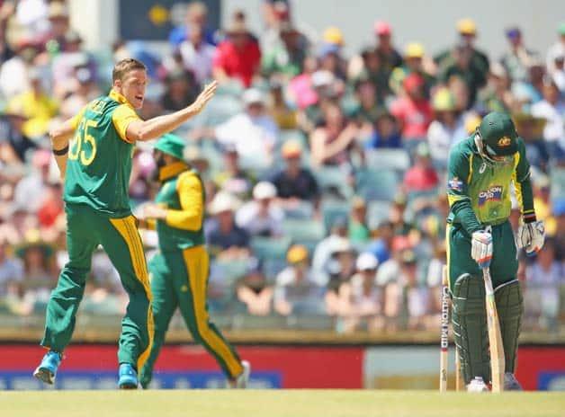 Australia vs South Africa 2nd ODI at Perth