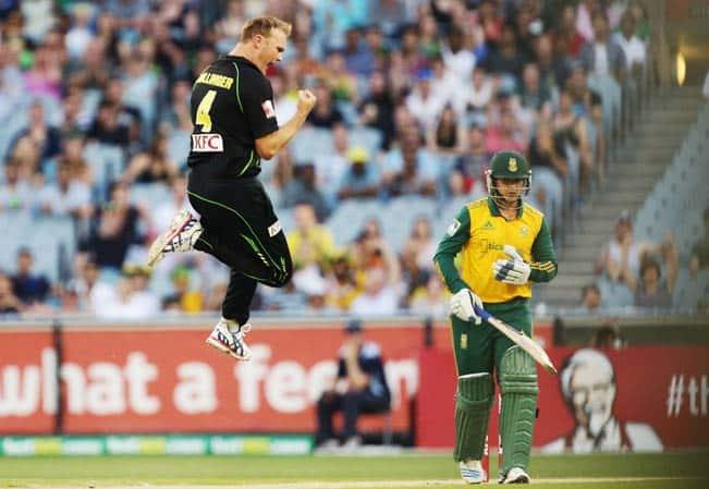 Australia vs South Africa  2nd T20I at Melbourne