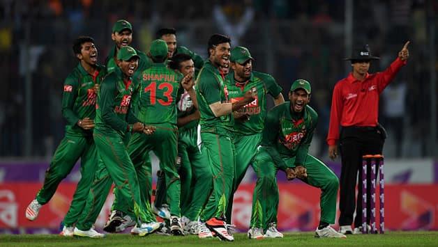 Bangladesh vs England  2nd ODI