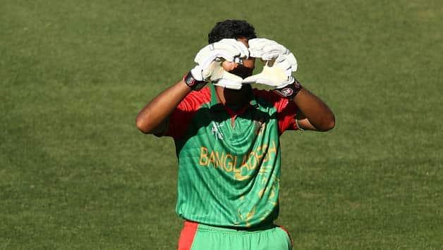 Bangladesh vs England ICC Cricket World Cup 2015 Pool A match at Adelaide