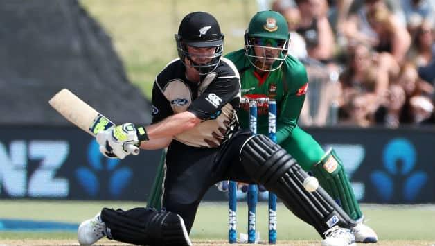Bangladesh vs New Zealand  2nd T20I at Bay Oval