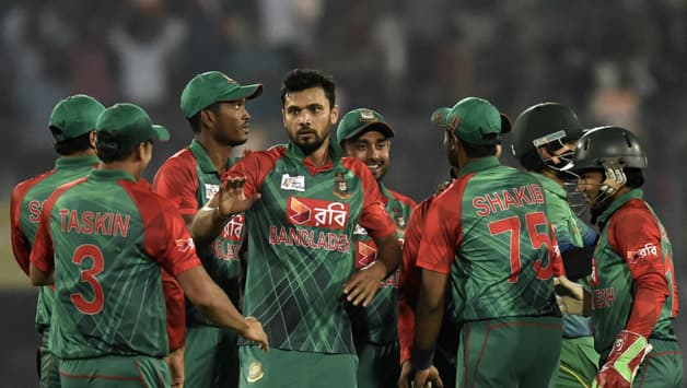 Bangladesh vs Pakistan  Asia Cup 2016  8th T20I Match at Dhaka