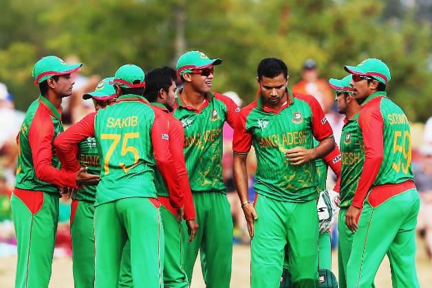 Bangladesh vs Scotland  ICC Cricket World Cup 2015