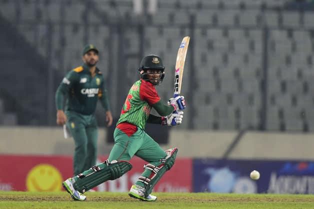 Bangladesh vs South Africa 2015  1st ODI at Dhaka