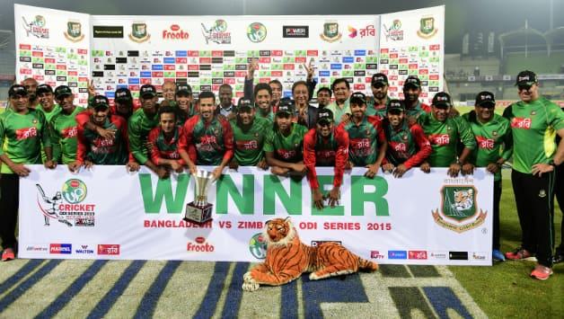 Bangladesh vs Zimbabwe 2015  3rd ODI at Dhaka