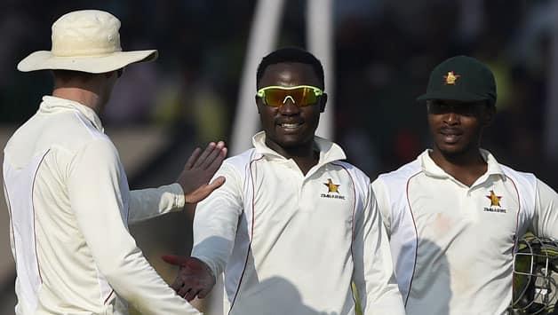 Bangladesh vs Zimbabwe  2nd Test at Khulna